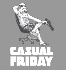 T-Shirt Casual Friday