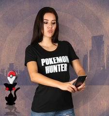 Damen T-Shirt Pokemon Hunter
