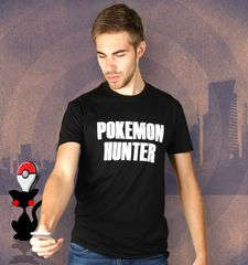 Herren T-Shirt Pokemon Hunter