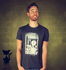 Herren T-Shirt Truly Madly Deeply