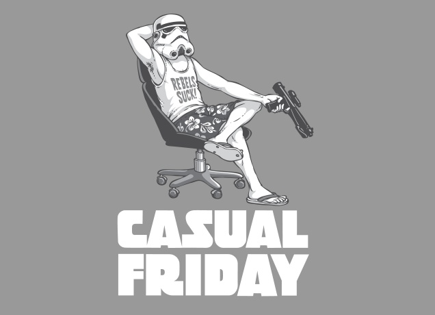 Design Casual Friday