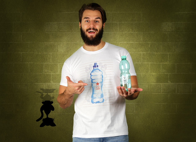 Epic Watter Bottle Flip Champ T-Shirt
