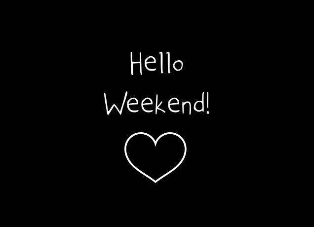 Design Hello Weekend