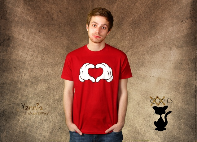 Message For My Mouse T-Shirt