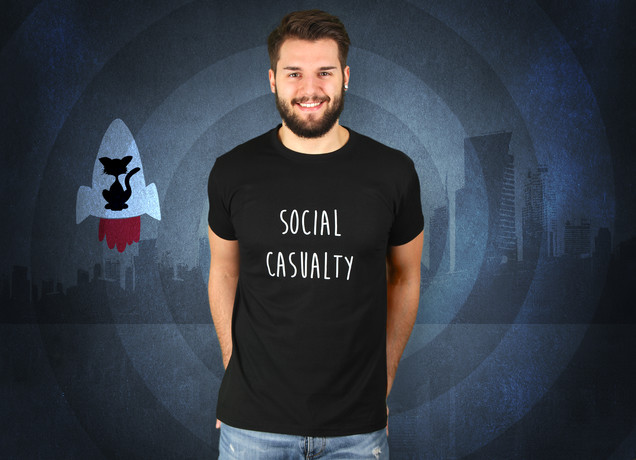 Social Casualty T-Shirt