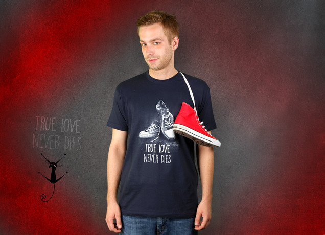 True Love Never Dies T-Shirt